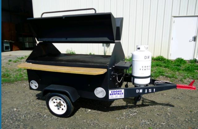 Where to find GRILL PIG COOKER 3 BURNER 55 X38 in Denver
