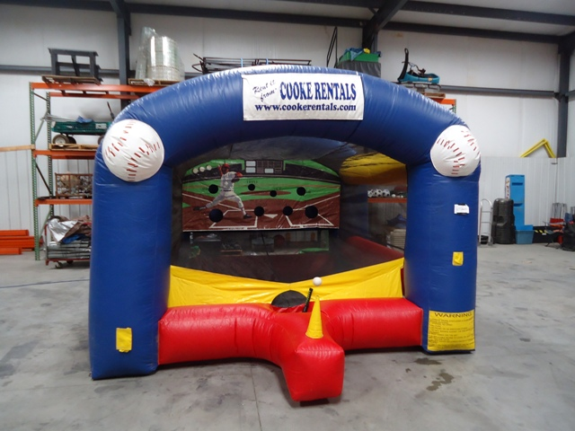 Where to find INFLATABLE HOMERUN BASEBALL GAME in Denver