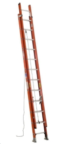 Where to rent 24  EXTENSION LADDER FIBERGLASS in Denver NC