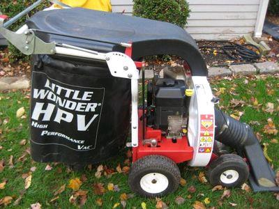 Where to find LEAF VACUUM 6.5 HP Little Wonder in Denver