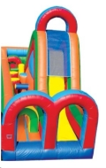 Where to rent INFLATABLE MINI TURBO RUSH 2 B in Denver NC