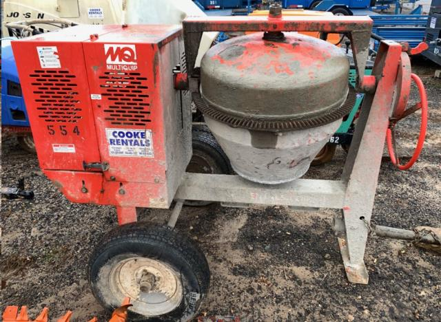 Where to find CONCRETE MIXER TOWABLE in Denver