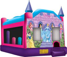 Where to find INFLATABLE BOUNCE PRINCESS CASTLE 15X16 in Denver