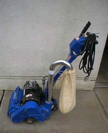 Where to find EZ8 FLOOR SANDER in Denver