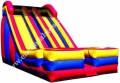 Where to rent INFLATABLE TWO LANE SLIDE 18FT in Denver NC