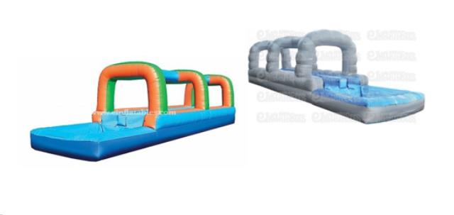 Where to find INFLATABLE SLIP N SPLASH 2 LANE in Denver
