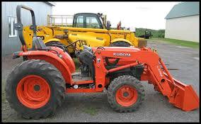 Where to find TRACTOR KUBOTA3830 in Denver