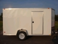 Where to rent TRAILER 6 X10  ENCLOSED W  RAMP DOOR in Denver NC