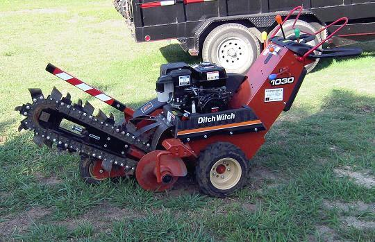 Where to find TRENCHER DITCHWITCH 6 in Denver
