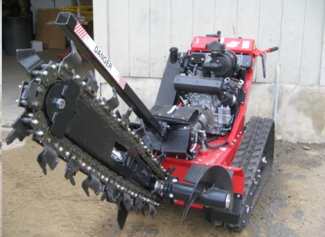 Where to find TRACK TRENCHER 36 DEP in Denver