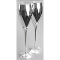 Where to rent SILVER GOBLET FLUTED in Denver NC