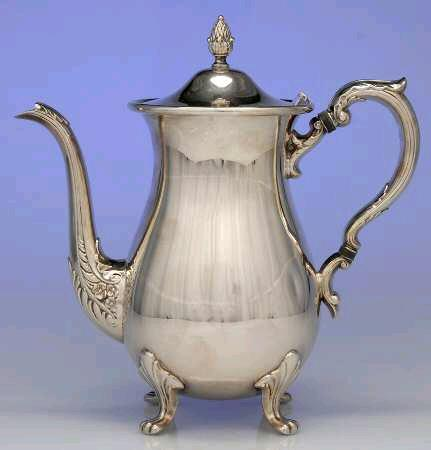 Where to find SILVER COFFEE POT in Denver