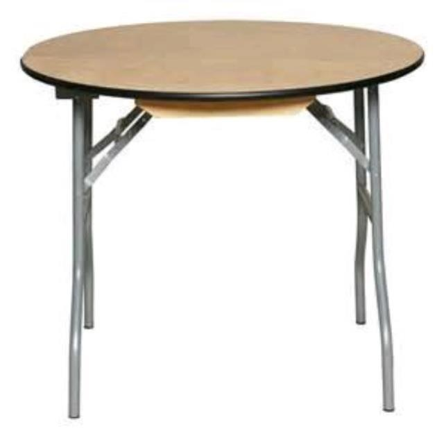 Where to find TABLE 3FT ROUND in Denver