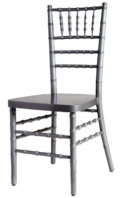 Where to find CHAIR CHIAVARI SILVER in Denver
