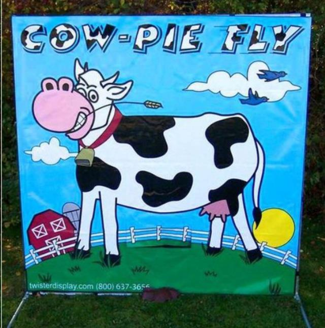 Where to find COW PIE FLY GAME in Denver