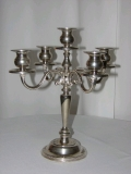 Rental store for 5 BRANCH CANDLESTICK SILVER 14  SUB in Denver NC