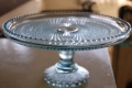 Where to rent CAKE STAND GLASS FOOTED in Denver NC