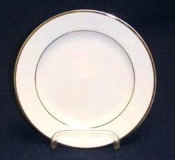 Where to find GOLD IVORY SALAD PLATE in Denver
