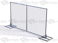 Where to rent FENCE 6 X12 TEMPORAR FENCING in Denver NC